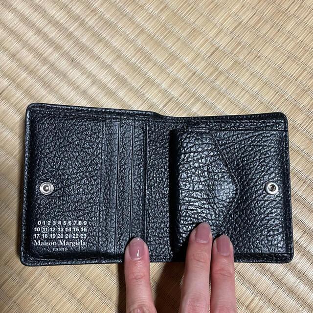 Maison Martin Margiela(マルタンマルジェラ)のマルジェラ 二つ折り財布 メンズのファッション小物(折り財布)の商品写真