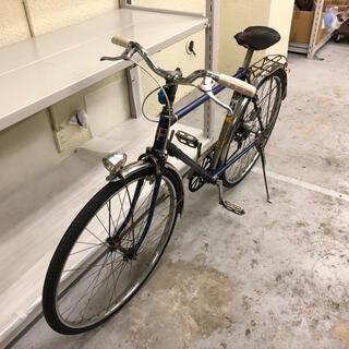 ブリヂストン(BRIDGESTONE)のブリヂストン 昭和レトロな自転車(パーツ)