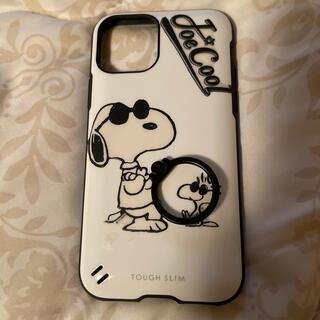 スヌーピー(SNOOPY)のSNOOPY ジョークール iPhone11pro ケース(iPhoneケース)