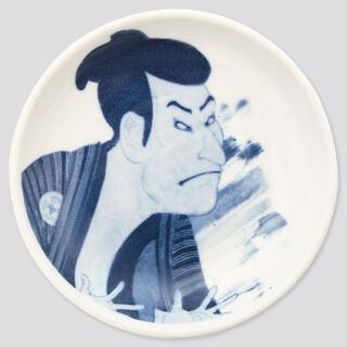 ユニクロ(UNIQLO)の新品 江戸浮世絵 東洲斎 写楽 マメザラ 12㎝(食器)