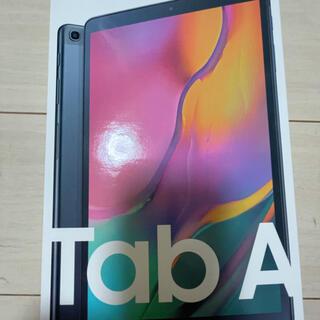 サムスン(SAMSUNG)のGALAXY Tab A 未使用新品(タブレット)