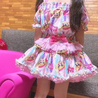 EARTHMAGIC - 襟付きポロシャツ&ソックスセット♡