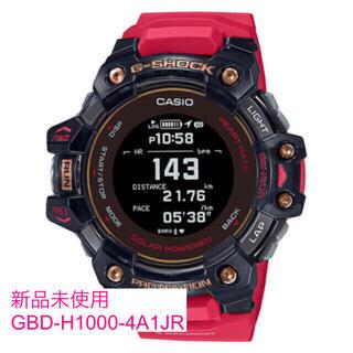 CASIO - 新品未使用 G-SHOC GBD-H1000-4A1JR