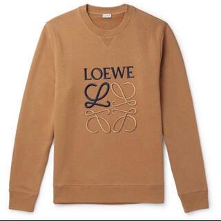 LOEWE - LOEWE ロエベ ロゴ刺繡 スウェット