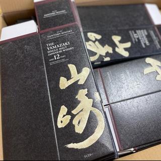サントリー - サントリー✨山崎12年化粧箱★46枚‼️