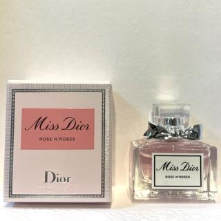 Christian Dior - Miss Dior ミスディオール ローズ&ローズ 5ml 香水 ミニボトル