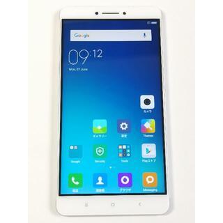 美品 大画面 Xiaomi mi max 64GB Global SIMフリー(スマートフォン本体)