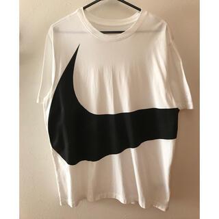 ナイキ(NIKE)のNIKEナイキ ビッグスオッシュ オーバーサイズTシャツ(Tシャツ/カットソー(半袖/袖なし))