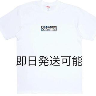 シュプリーム(Supreme)のL Supreme Milan Box Logo Tee シュプリーム ミラノ (Tシャツ/カットソー(七分/長袖))