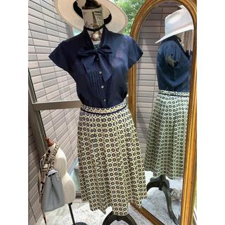 AMACA - 綺麗なお姉さんのアマカ上質スカート