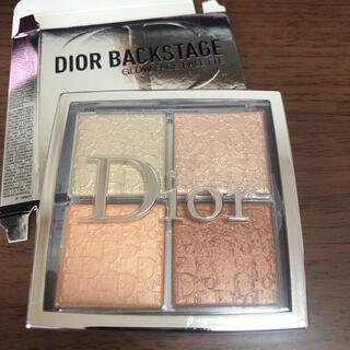 Dior - ディオール バックステージ フェイスグロウパレット002