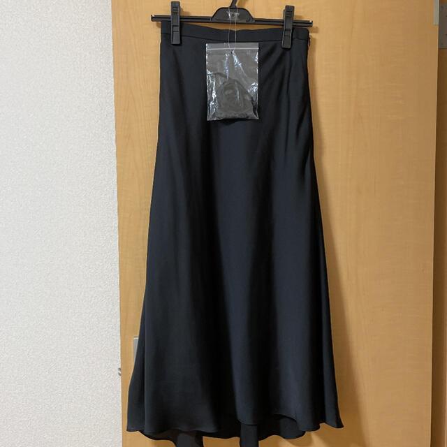 Mila Owen(ミラオーウェン)のなーたん様♡ミラオーウェン サテンロングテールスカート レディースのスカート(ロングスカート)の商品写真