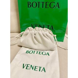 ルイヴィトン(LOUIS VUITTON)の新品正規店購入 BOTTEGA VENETA ミニ ザ ポーチ ショルダー(ショルダーバッグ)