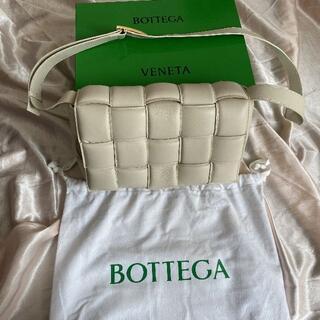 Bottega Veneta - Bottega Veneta パデッドカセット ホワイト