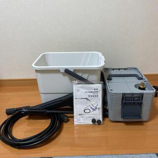 アイリスオーヤマ(アイリスオーヤマ)のタンク式高圧洗浄機 SBT-411(その他)