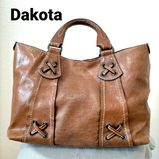 ダコタ(Dakota)のDakota ダコタ ハンドバッグ トートバック(トートバッグ)