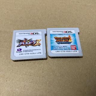 ニンテンドー3DS(ニンテンドー3DS)のドラゴンボールヒーローズ アルティメットミッション/パズドラZ(携帯用ゲームソフト)