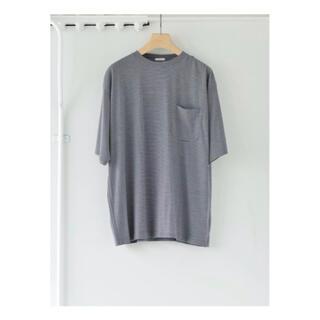 COMOLI - 新品 COMOLI 21SS ウール天竺Tシャツ