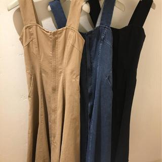 snidel - snidel★ジャンパースカート