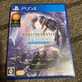 PlayStation4 - PS4 モンスターハンターワールド アイスボーン マスターエディション