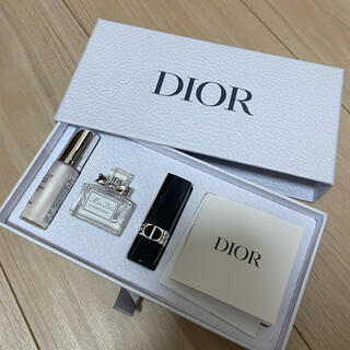 クリスチャンディオール(Christian Dior)のDior バースデーギフト(コフレ/メイクアップセット)