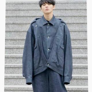 COMME des GARCONS - ETHOSENS jacket