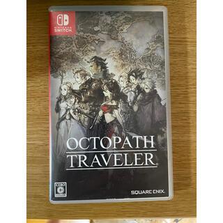 Nintendo Switch - 中古 OCTOPATH TRAVELER オクトパストラベラー Switch