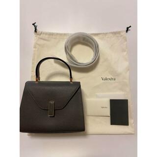 Valextra - Valextra ミニイジィデ 超極美品 ダークグレー
