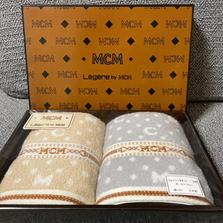 MCM - MCM ウォッシュタオル Lehrer by MCM レア