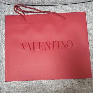 ヴァレンティノ(VALENTINO)のVALENTINO ショッパー(ショップ袋)