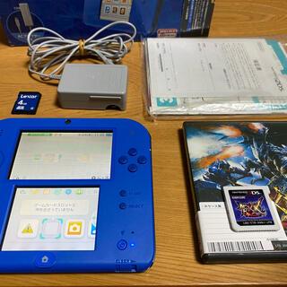 ニンテンドー2DS - Nintendo  ニンテンドー 2DS BLUE
