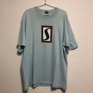 STUSSY - 90s old stussy Tシャツ 白タグ XL