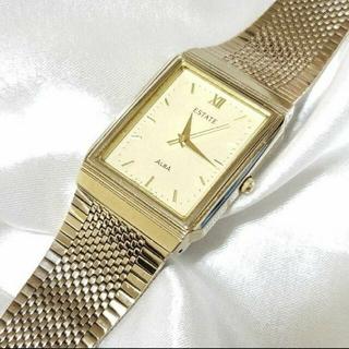 アルバ(ALBA)のSEIKOセイコー ALBA ESTATE(腕時計)