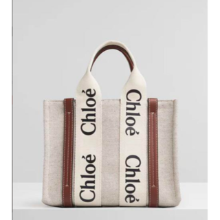 Chloe  ラージ トートバッグ