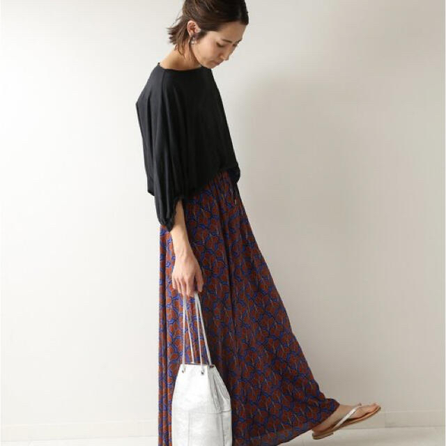 FRAMeWORK(フレームワーク)の DEVEAUX マキシスカート レディースのスカート(ロングスカート)の商品写真