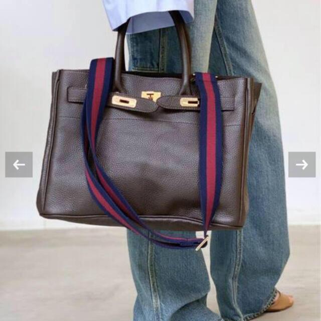 L'Appartement DEUXIEME CLASSE(アパルトモンドゥーズィエムクラス)のアパルトモン【SITA PARANTICA/シータパランティカ】Tote Bag レディースのバッグ(トートバッグ)の商品写真