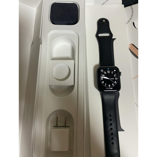 Apple - ✨Apple watch series4 44mm スペースグレイ