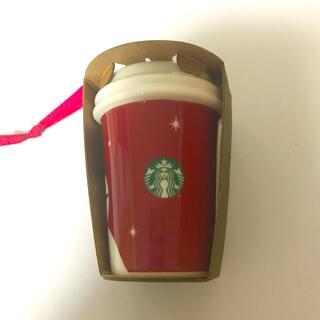 スターバックスコーヒー(Starbucks Coffee)のスタバ ホリデー 2012 セラミックオーナメント(その他)