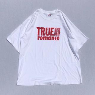 WACKO MARIA - 90s Vintage True Romance ムービー Tシャツ