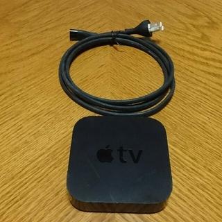 アップル(Apple)のAPPLE TV A1469 第3世代 リモコン無し 初期化済み(テレビ)