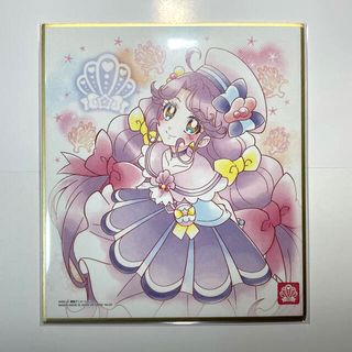 BANDAI - プリキュア色紙Art5 キュアコーラル