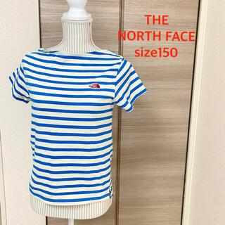 THE NORTH FACE - ザノースフェイス ボーダー Tシャツ 150