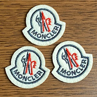 MONCLER - アイロンワッペン モンクレワッペン 定番