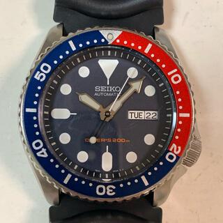 SEIKO - セイコー自動巻ダイバー腕時計