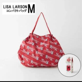 Lisa Larson - シュパット×リサラーソン エコバッグMサイズ レッドマイキー
