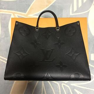 LOUIS VUITTON - Louis Vuitton ノワール オンザゴーGM