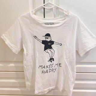 こどもビームス - アーチアンドライン Tシャツ 125
