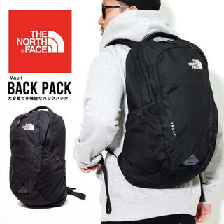 THE NORTH FACE - 【新品】THE NORTH FACE ノースフェイス VAULT バックパック
