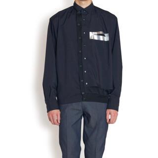 kolor - kolor シャツジャケット ニット 21ss サイズ2