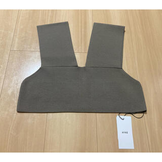 HYKE - 完売品 新品未使用21SS HYKE sweater top